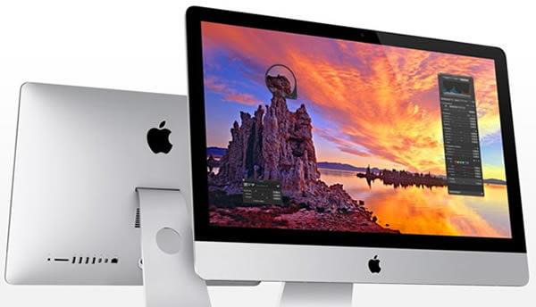 Apple Dev iMac'i Duyurdu!