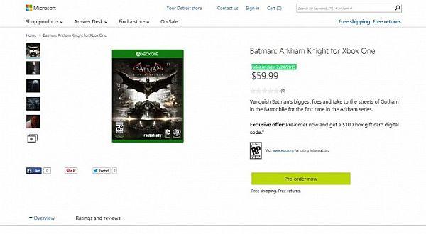 Batman_Arkham_Knight_çıkış_tarihi