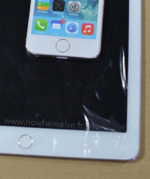 iPadAir2sızıntıgörsel