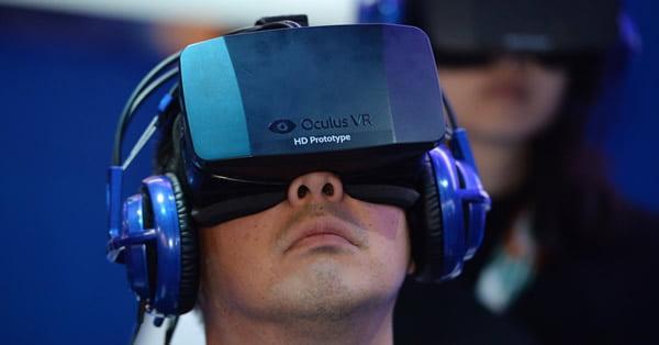 Oculus Rift Hizli Ilerliyor!
