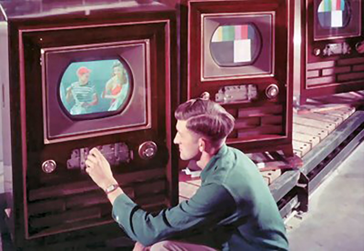 the history of television Watch full episodes of your favorite history series, and dive into thousands of historical articles and videos to know history is to know life.