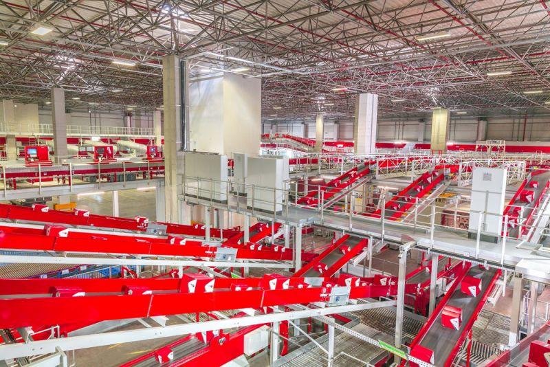 Aras Kargo İkitelli Teknolojik Transfer Merkezi