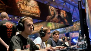 Oyun endüstrisi -MMO'lar