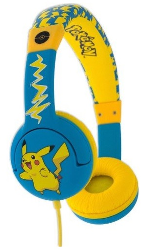 Otl Pikachu 3-7 Yaş Çocuk Kulaklığı