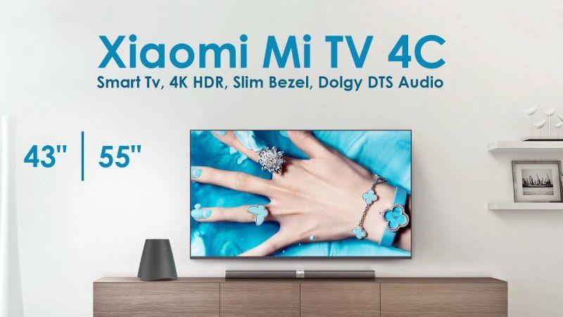 Fiyat performans ürünleriyle ön plana çıkan Çinli üretici Xiaomi bu sefer 50 inç boyutunda Mi TV 4C televizyon modeli ile adından söz ettirmek istiyor.