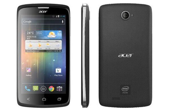 Acer_Liquid_C1 akıllı telefon