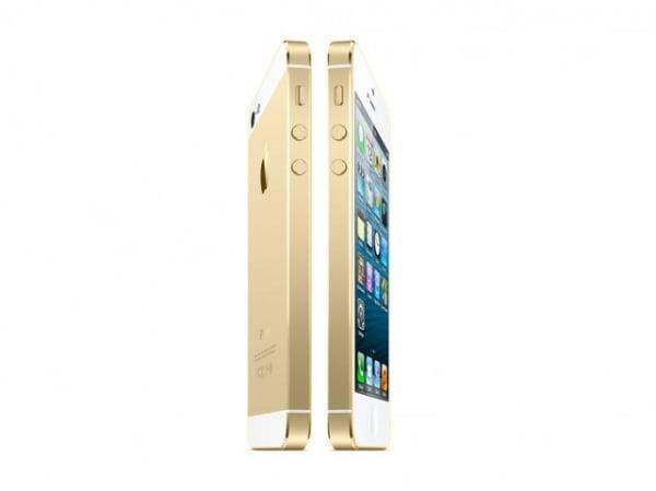 Altn sarısı iPhone 5S