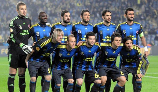 BATE Borisov v Fenerbahçe