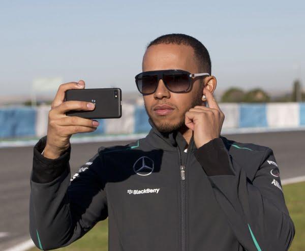 BlackBerry-MERCEDES AMG PETRONAS Formula 1