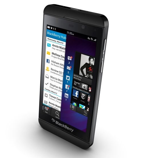 BlackBerry Z10 görsel