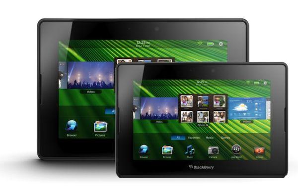 Blackberry 10 Tablet PC