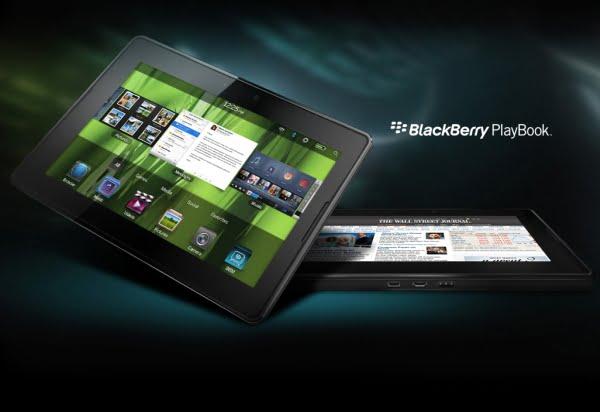 Blackberry Playbook BB10