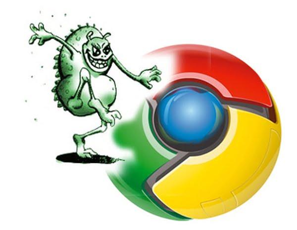 Chrome-Virus