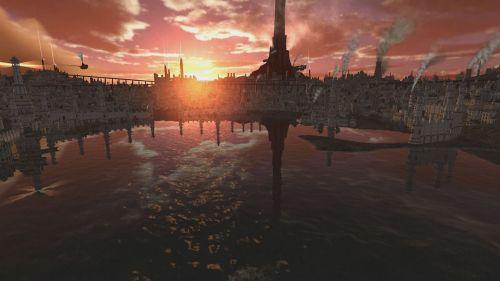City of Steams