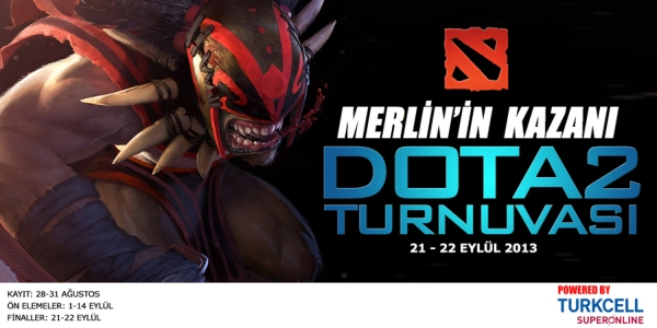 DOTA 2 oyun turnuvasi