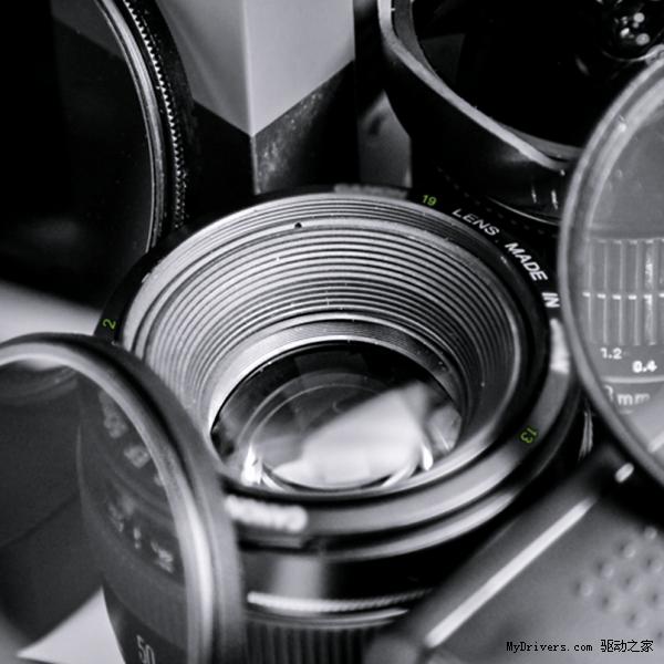 HTC One SLR lens aksesuarı