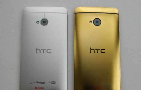 HTC One gold1 (2)