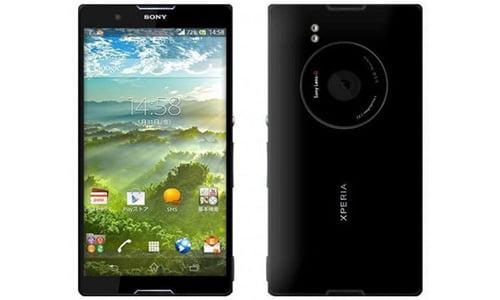 Sony Xperia Honami Ekim'de