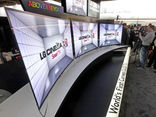 LG_Curved OLED TV_001