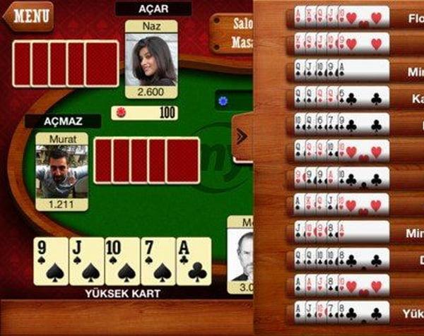 Mynet Türk Poker