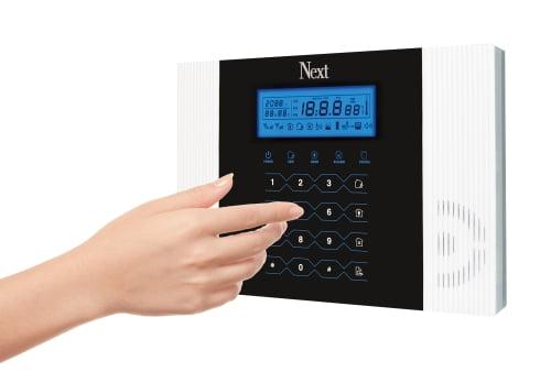 Next Kablosuz Alarm Sistemi