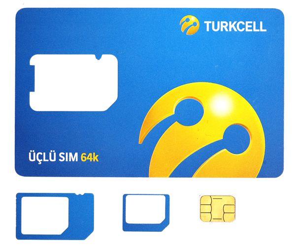SIM Turkcell