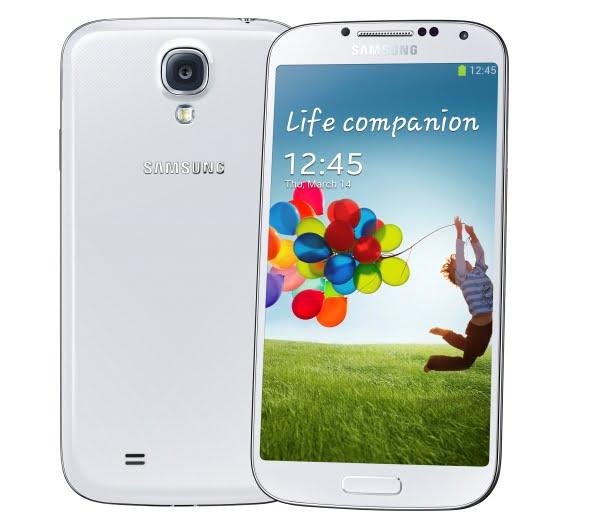 Samsung Galaxy S4 -001