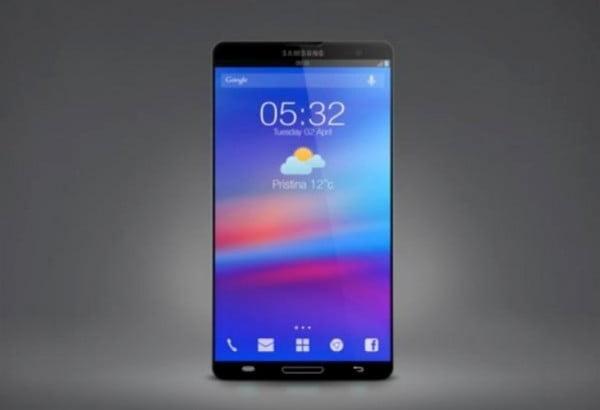 Samsung Galaxy S5'de Kasa Değişikliği