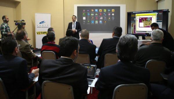 Sebit tablet sınıf uygulaması
