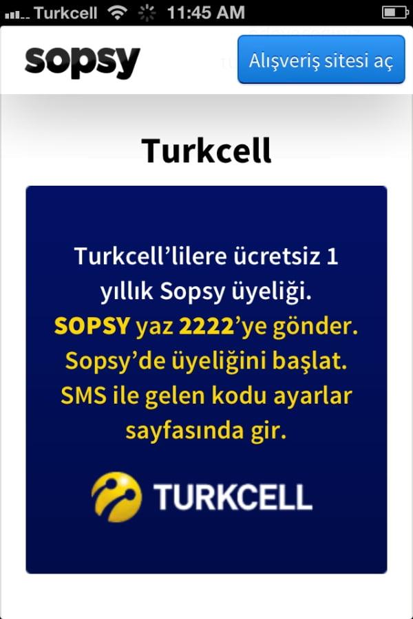 Sopsy-Turkcell