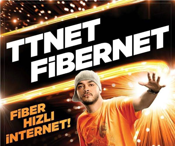TTNET Fiber internet