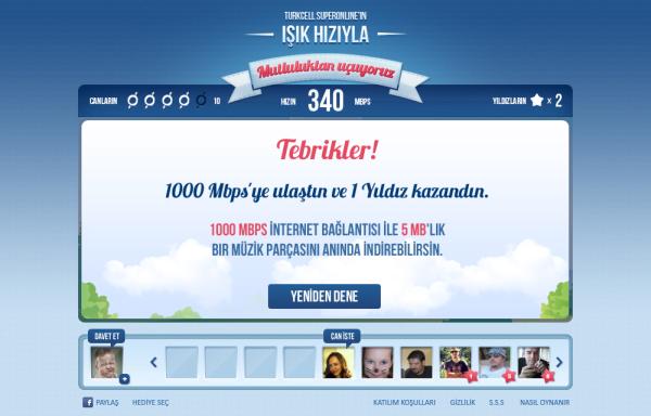Turkcell Superonline 1000Mbps