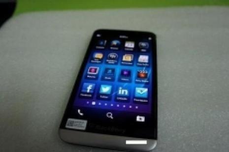 Blackberry z30 ile çıkış arıyor
