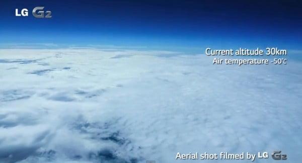 LG G2 Stratosfer