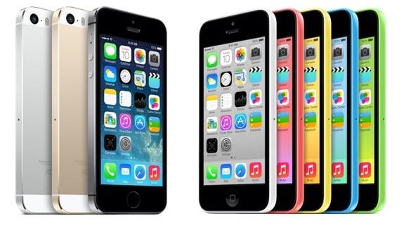iphone 5s ve İphone 5c Aralık'ta