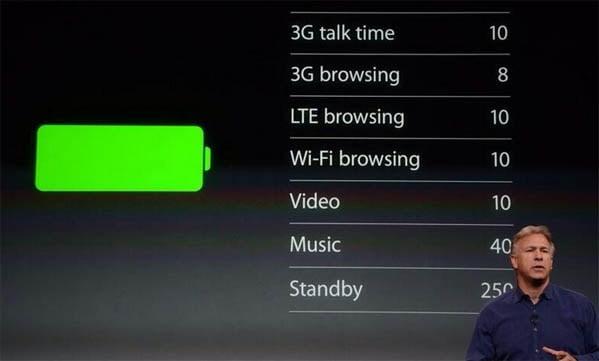 iphone_5s_pil performansı