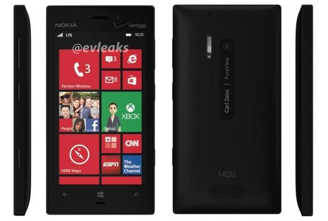 lumia-928-siyah