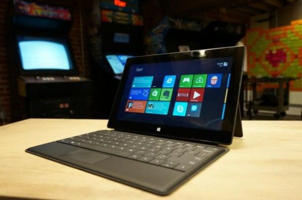 Microsoft Surface Pro 2 yeni pilleriyle gelebilir.