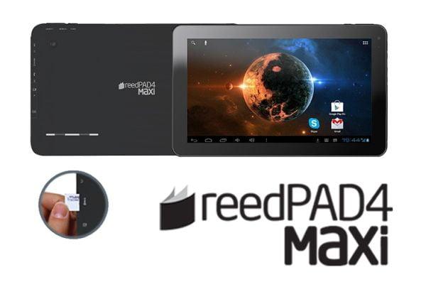 reedPAD4 Maxi