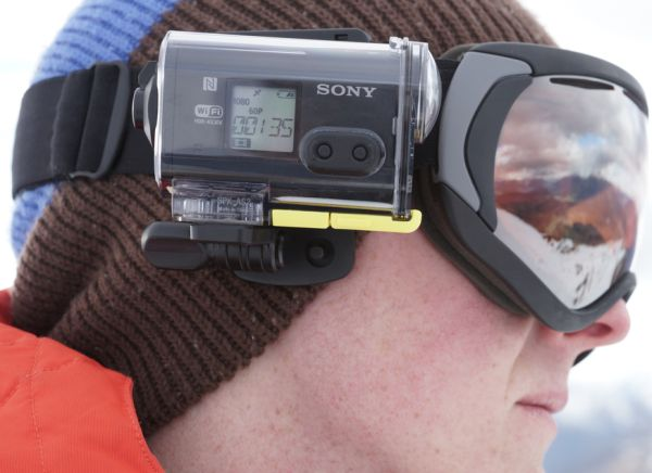 sony action cam 4