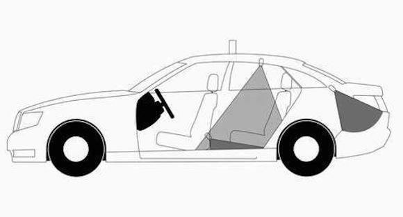 taksi sensörü