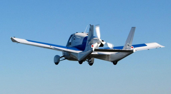 Uçan Araba Terrafugia Transition