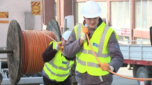 turk telekom kablo hırsızlığı