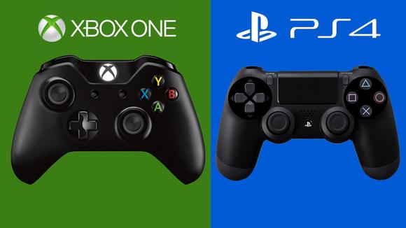 XBOX One - PS4